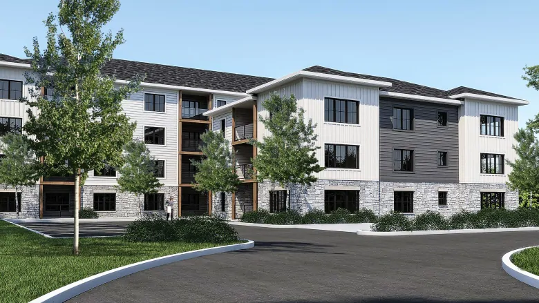 CONTROVERSIAL PINE DRIVE APARTMENTS ONE STEP CLOSER TO BEING BUILT