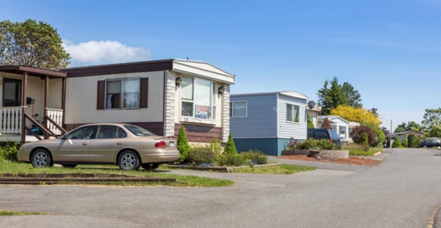 PROPERTY INVESTORS TAP MOBILE HOME PARKS FOR COVID-ERA RETURNS