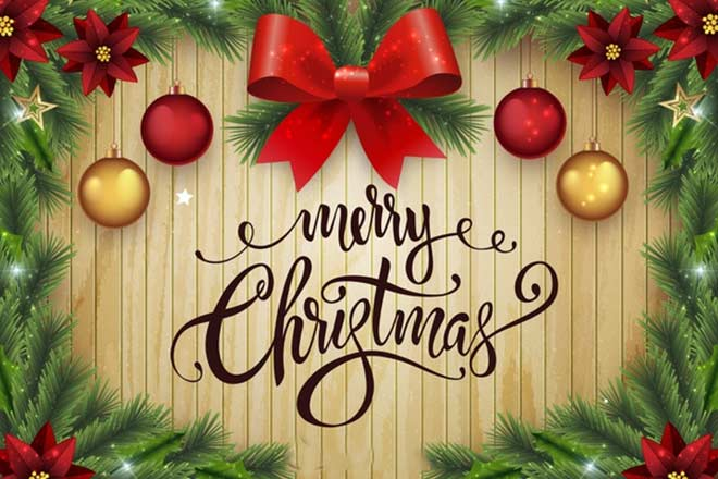 MERRY CHRISTMAS FROM RHB!