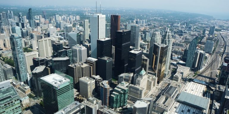 905 OVERTAKES 416 FOR GTA NEW CONDO SALES IN 2020