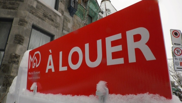 MONTREAL VACANCY HITS 6%, HIGHEST IN YEARS, BUT PRICES DON'T SEEM TO BE DROPPING