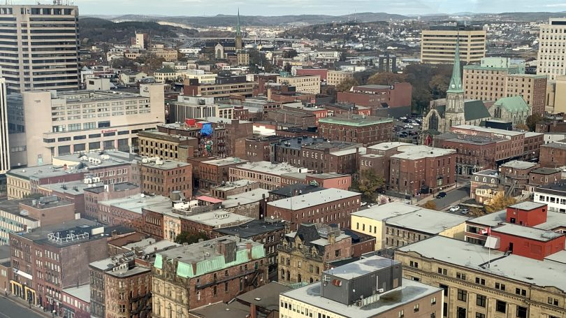 SAINT JOHN ADDS RECORD NUMBER OF APARTMENTS BUT IT'S NOT ENOUGH TO MEET DEMAND