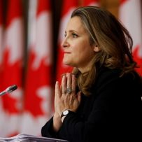 ECONOMIC ANXIETY HAUNTS TWO-IN-FIVE CANADIANS; POLITICAL DIVIDES OVER GOVERNMENT PRIORITIES
