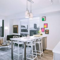 LUXURY TORONTO APARTMENT BUILDING OFFERING TEMPTING INCENTIVES TO TRY AND GET PEOPLE TO MOVE IN