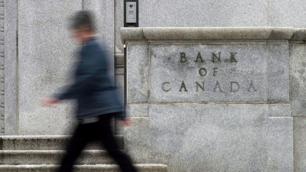 HOUSEHOLDS EXPECT RETURN TO PRE-PANDEMIC SPENDING WITHIN A YEAR, BANK OF CANADA SAYS