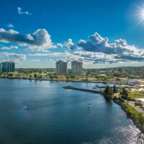 BARRIE'S BLUEPRINT FOR THE FUTURE