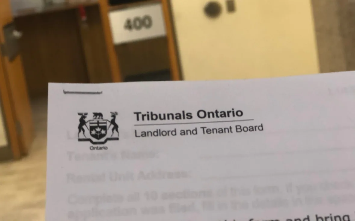 LANDLORDS WAIT ON TENS OF THOUSANDS IN UNPAID RENT DUE TO 'EXHAUSTING' ONTARIO BOARD DELAYS