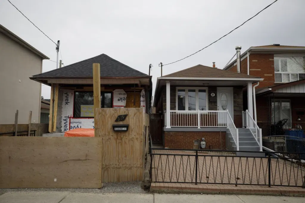 CANADA'S HOUSING MARKET: NET WORTH SURGES ON REAL ESTATE BUT RENTERS LEFT BEHIND