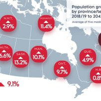 MILLIONS OF PEOPLE WILL MOVE TO CANADA IN THE NEXT 20 YEARS, BUT WHERE WILL THEY LIVE?