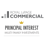 ROYAL LEPAGE COMMERCIAL – PRINCIPAL INTEREST MULTI FAMILY INVESTMENTS