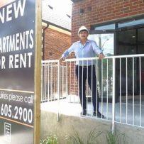VAUGHAN DEVELOPER BRINGS PRIVATELY FINANCED RENTAL BUILDING TO LIFE