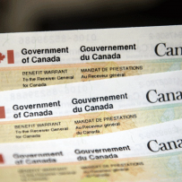 MANY CANADIANS WILL TURN TO DEBT WHEN GOVERNMENT BENEFITS RUN OUT, SURVEY SUGGESTS
