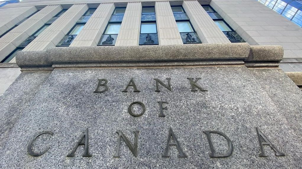 BANK OF CANADA MAY BE FORCED INTO EARLY RATE HIKE