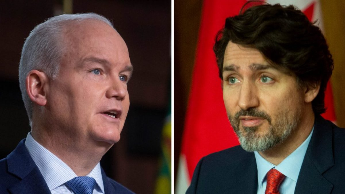 VOTE-SPLITTING A GROWING PROBLEM FOR TRUDEAU, O'TOOLE IN CLOSE RACE: NANOS