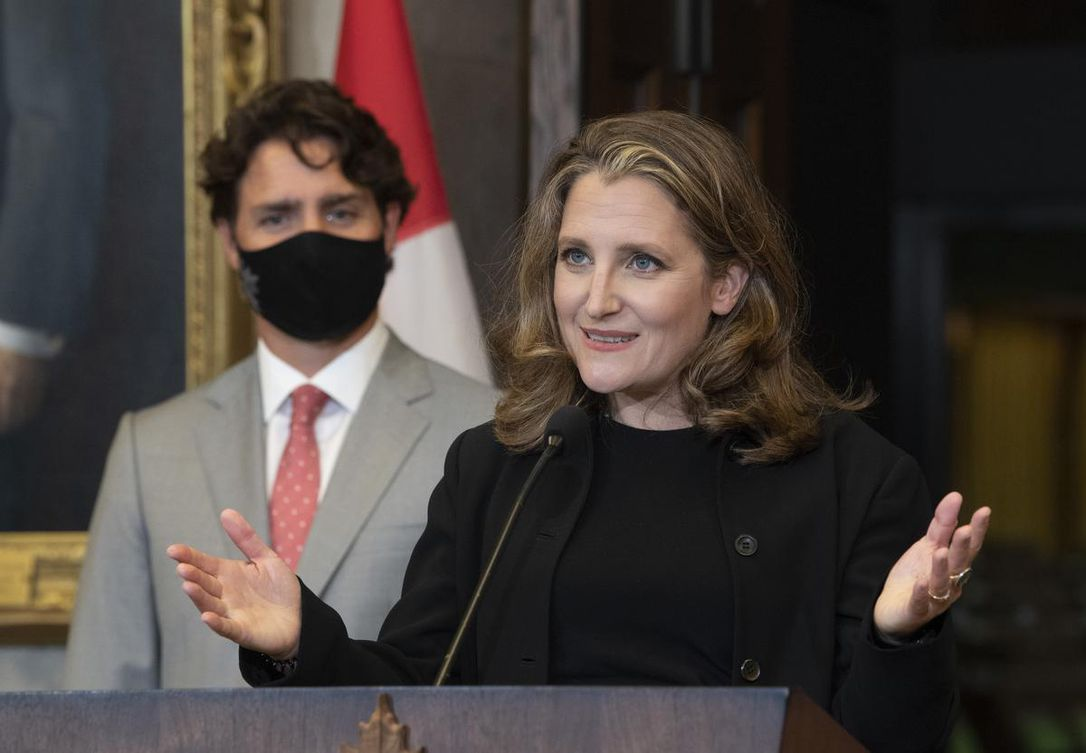 CANADA CANCELLING WAGE SUBSIDY, ANNOUNCES $7.4B IN NEW COVID-19 SUPPORTS